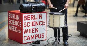 Zum dritten Mal: Berlin Science Week