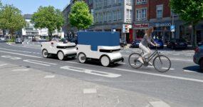 Umweltfreundlich in die Stadt liefern – geht das?