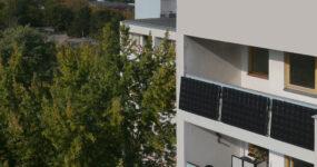 Projekt PV.plug-inTools - Strom vom Balkon